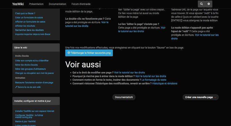 screenshot for theme Cyborg (thème sombre, fond noir)